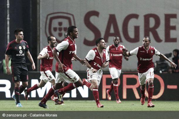 Un increíble Matheus para al Benfica en Braga