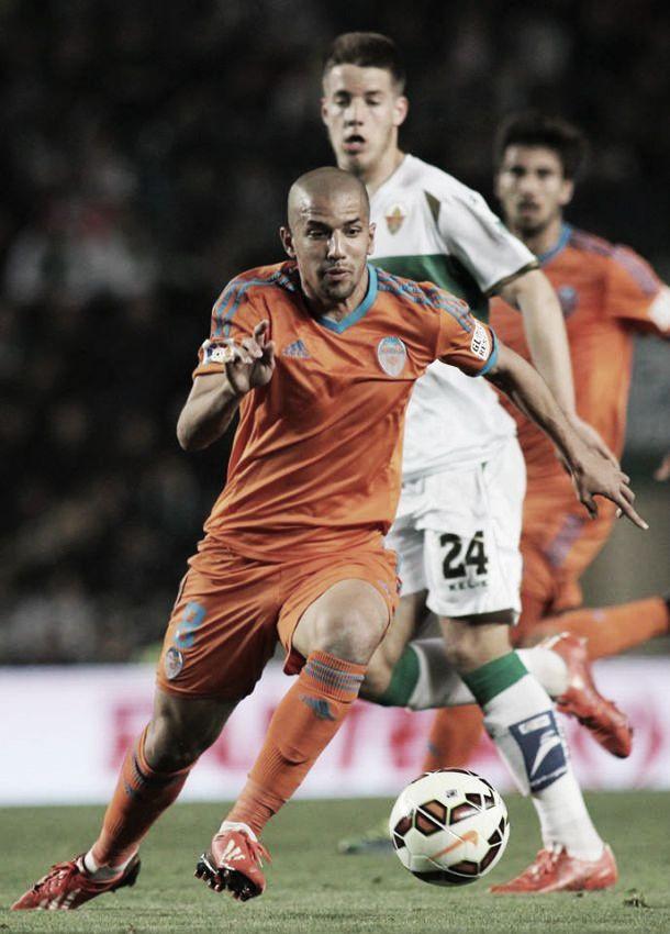 """Feghouli: """"Estamos en el objetivo inicial y nos quedan diez finales"""""""