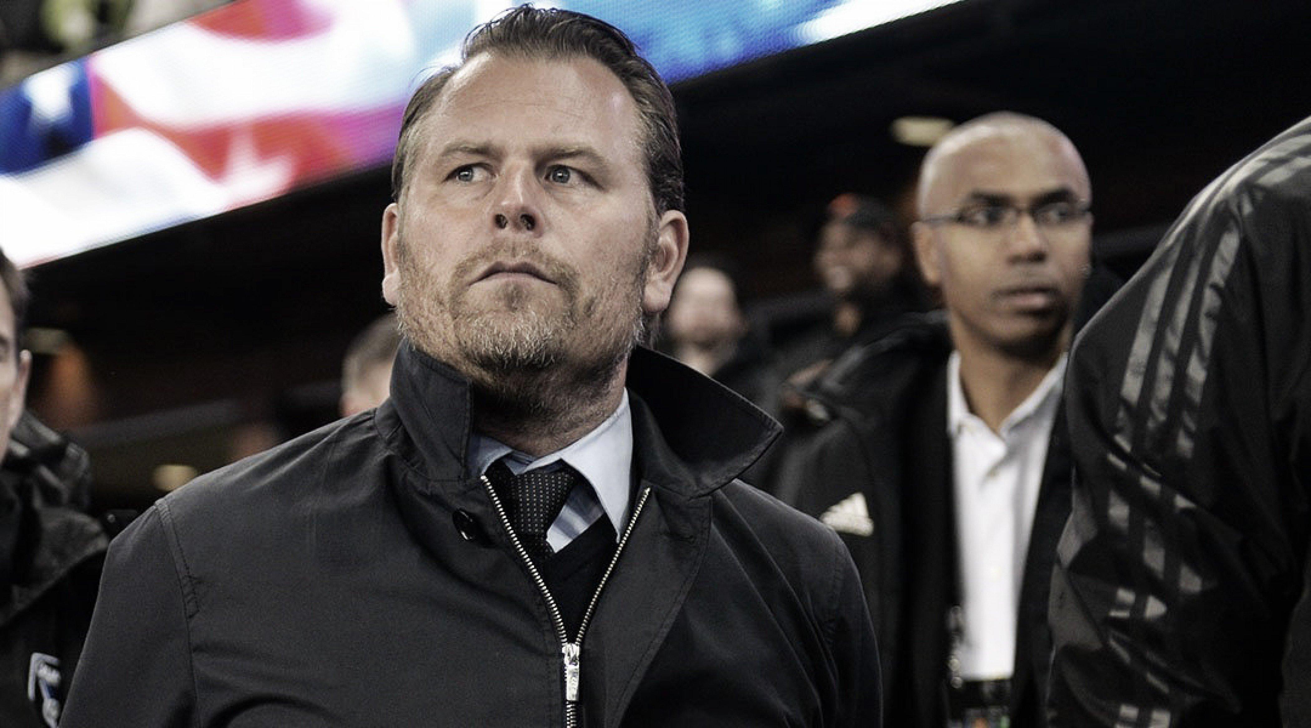 Mikael Stahre cesado como entrenador de los quakes | Fotografía: San Jose Earthquakes
