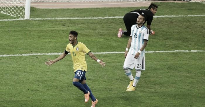 QUIZ: Você sabe quem marcou esses gols em Brasil x Argentina?