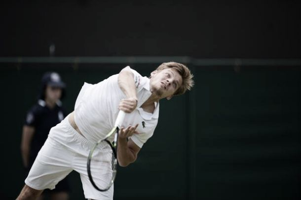 Broady fights hard but Brit crashes out