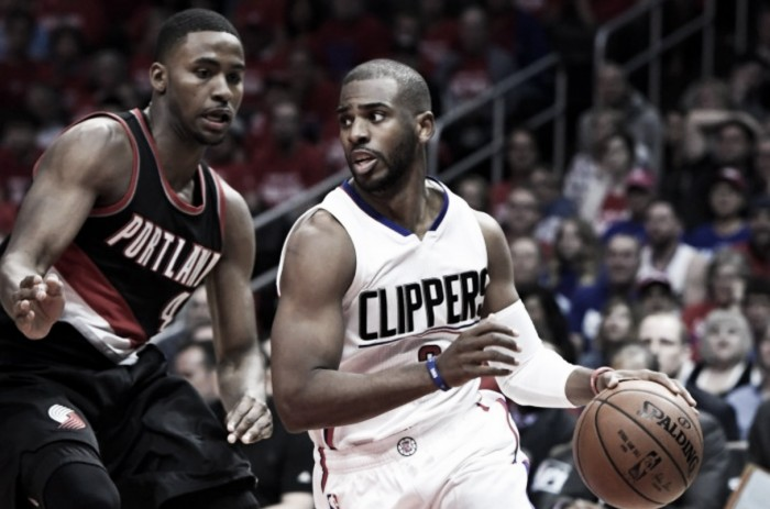 Los Angeles Clippers overpower Portland Trail Blazers in Game 2