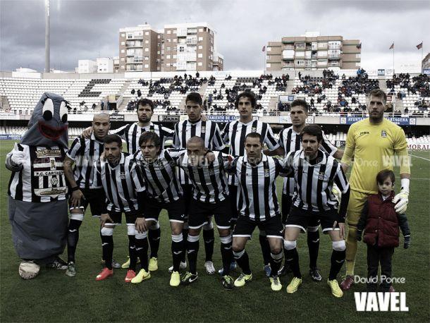 El FC Cartagena entra en concurso de acreedores
