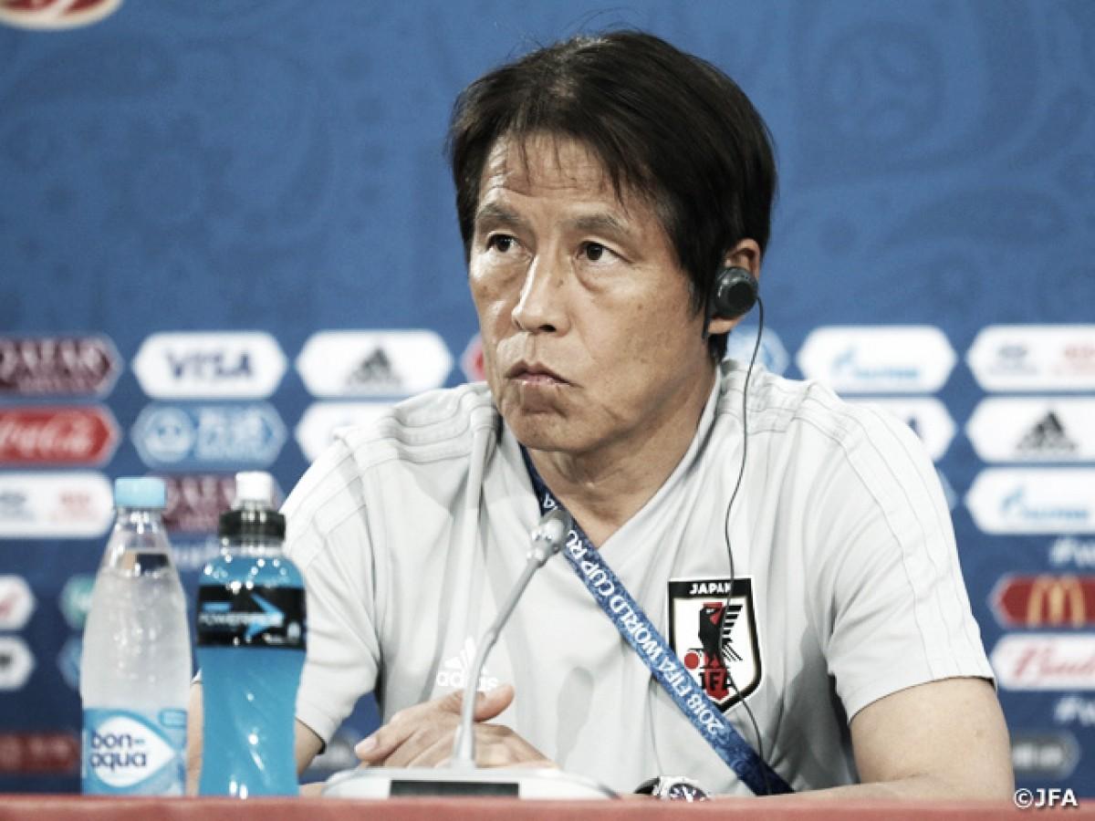 """Akira Nishino admite frustração após eliminação dramática do Japão: """"Não sei o que faltou"""""""