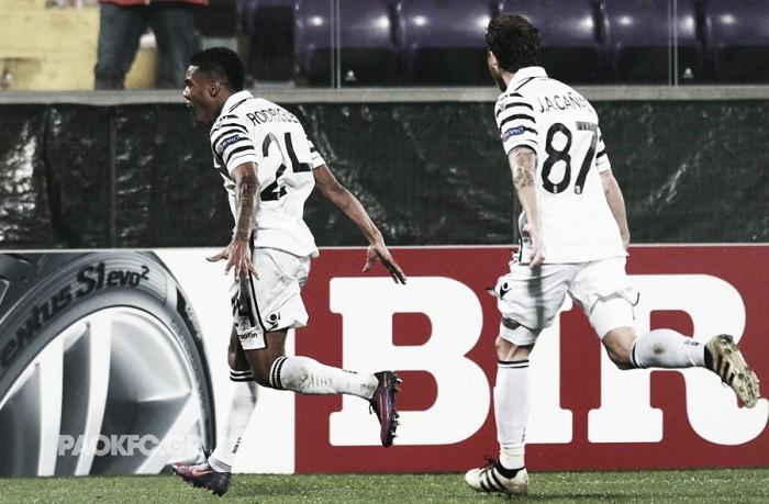 El PAOK agrieta el Artemio Franchi