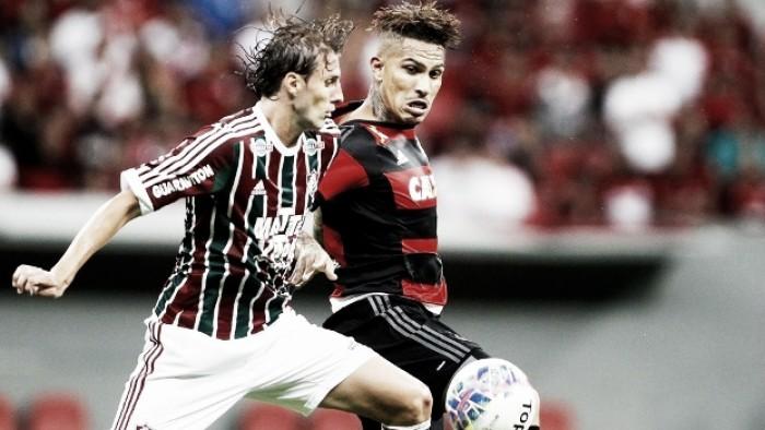 """Henrique esbraveja contra árbitro Sandro Meira Ricci: """"Não precisa atrapalhar"""""""