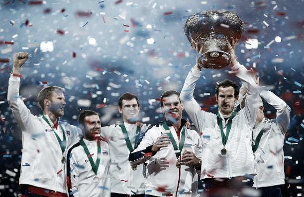 Precisamos falar sobre Andy Murray, agora como número 1 do mundo
