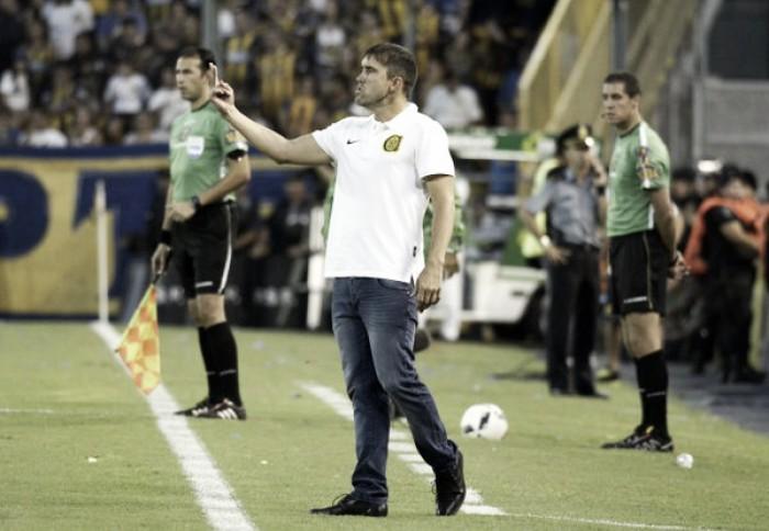 """Eduardo Coudet: """"La gente viene a ver a Central jugar bien al fútbol"""""""