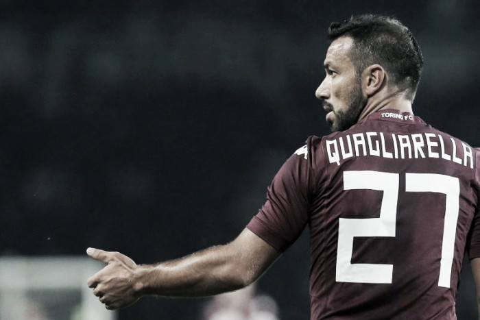 Quagliarella returns to Sampdoria