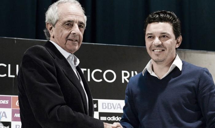 """D'Onofrio: """"Gallardo es el mejor técnico de la historia, por que es supercompleto"""""""