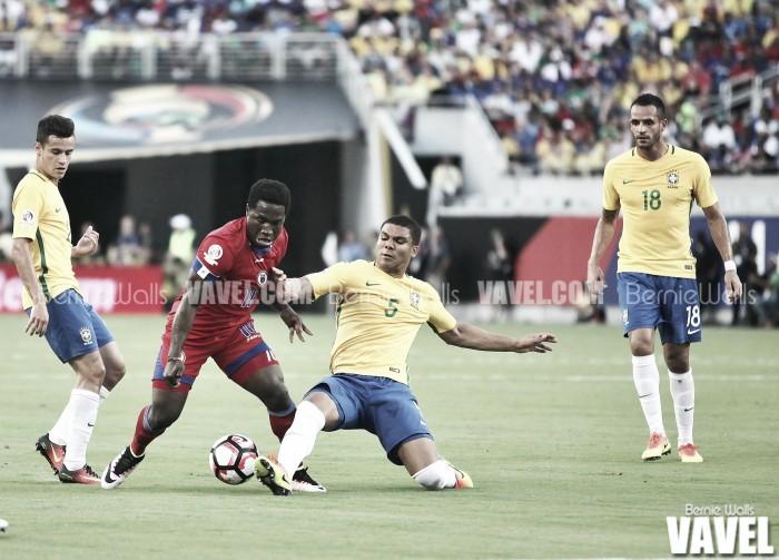 Images and Photos of Brazil 7-1 Haiti in Copa America Centenario 2016