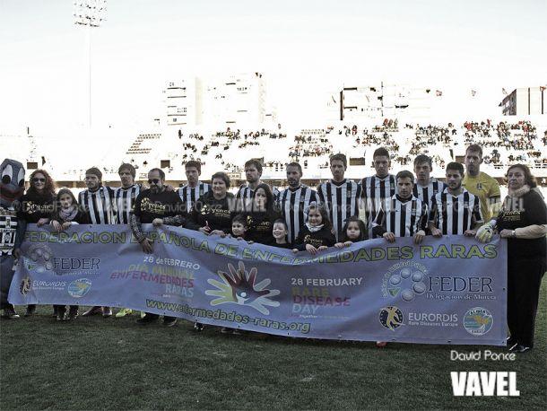 Javier Martínez cederá parte de sus acciones a quien colabore con el FC Cartagena