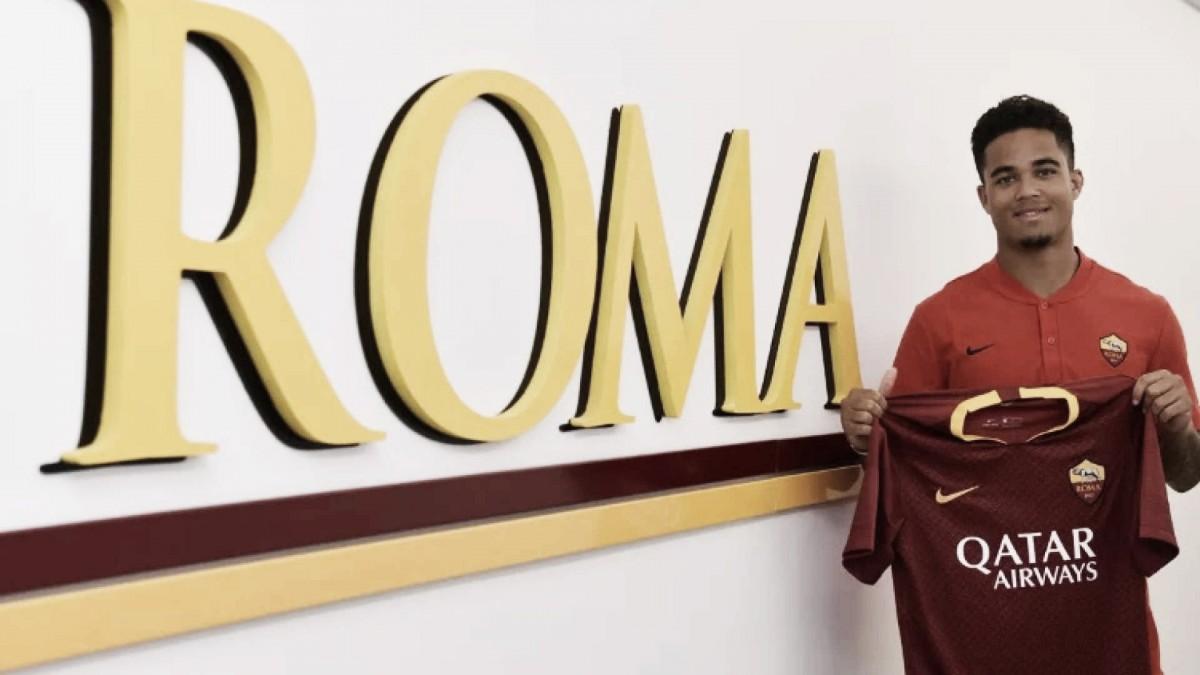 Roma confirma contratação de jovem holandês Justin Kluivert, ex-Ajax