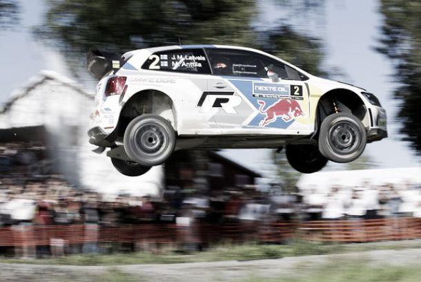 El Rally de Finlandia más duro