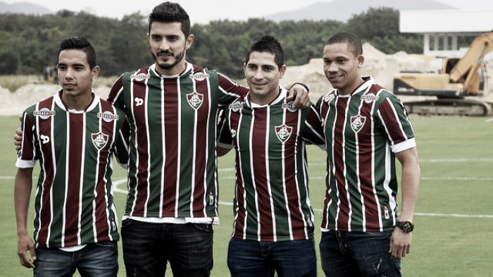 Reforços do Fluminense não serão relacionados para duelo contra Atlético-PR