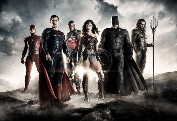Divulgado o primeiro teaser-trailer do filme da Liga da Justiça; assista