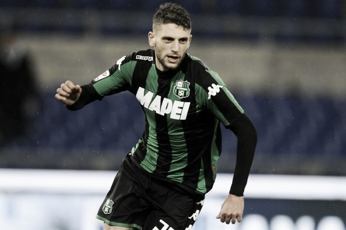 Berardi reportedly wants to follow Di Francesco to Milan