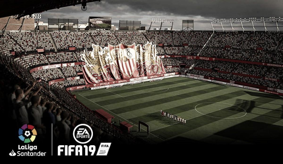 LaLiga llega a FIFA 19