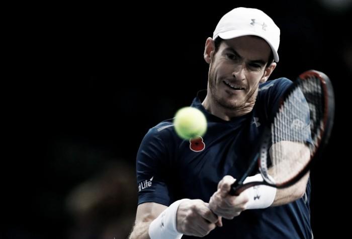 História escrita: Andy Murray desbanca Djokovic e é o novo número 1 do mundo