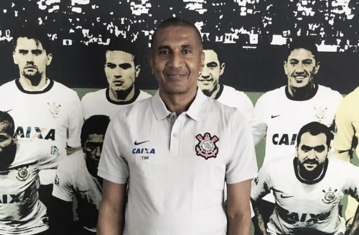 Cristóvão Borges é confirmado como novo técnico do Corinthians