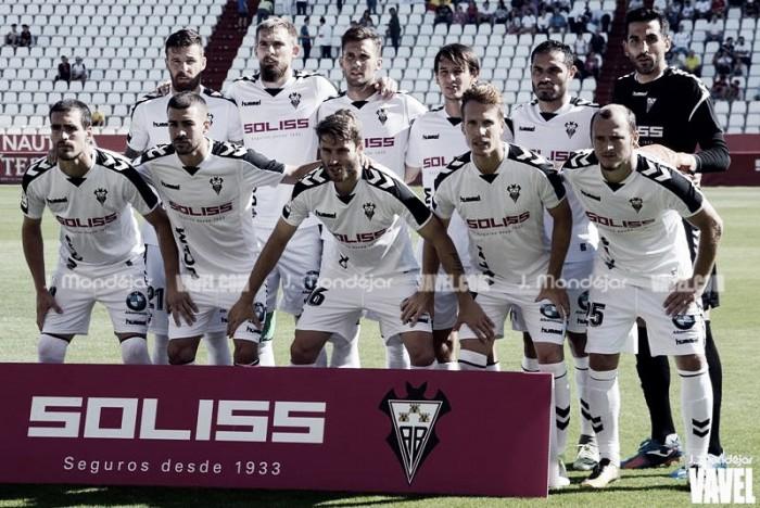 Albacete Balompié - Lorca CF: puntuaciones del Albacete, jornada 8 de Liga 1|2|3
