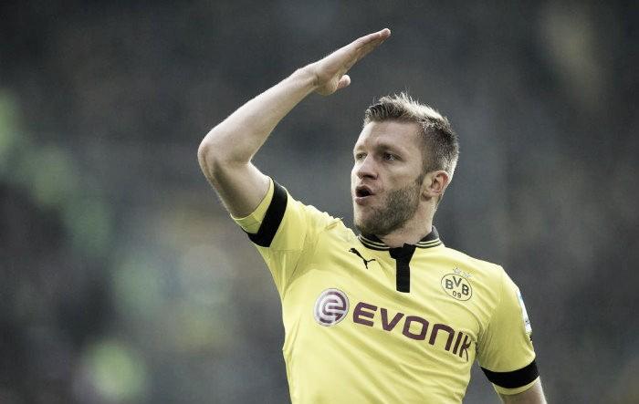 Jakub Blaszczykowski completes move to VfL Wolfsburg