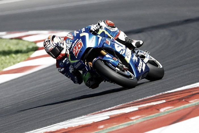 Vinales fastest at the Red Bull Ring after MotoGP FP1