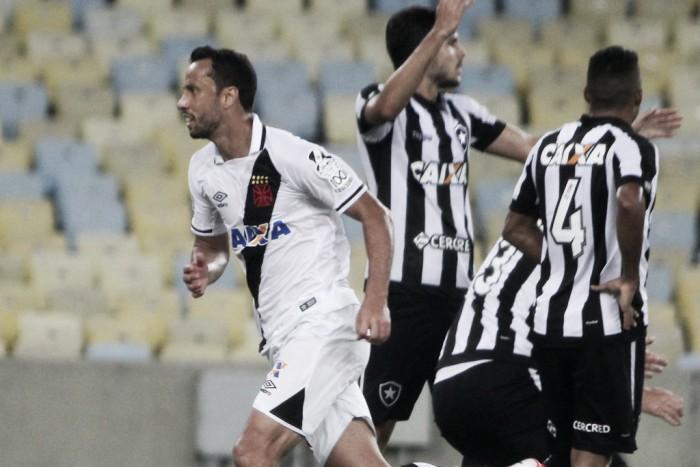 Vasco vence Botafogo com golaço de Nenê e entra na disputa por Libertadores