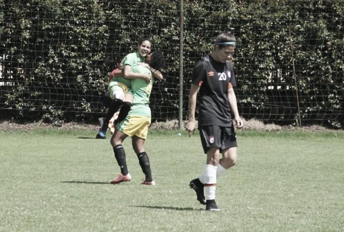 Atlético Huila Femenino derrotó a Santa Fe en partido amistoso