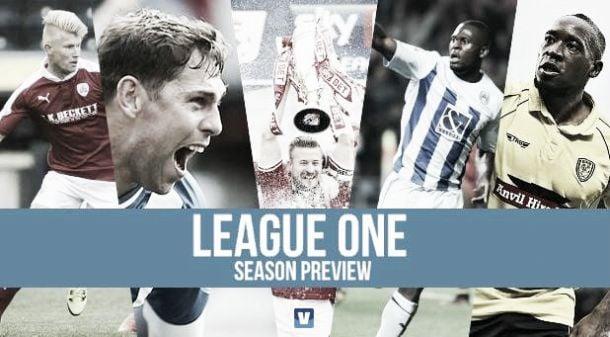 2015/16 League One Season Preview