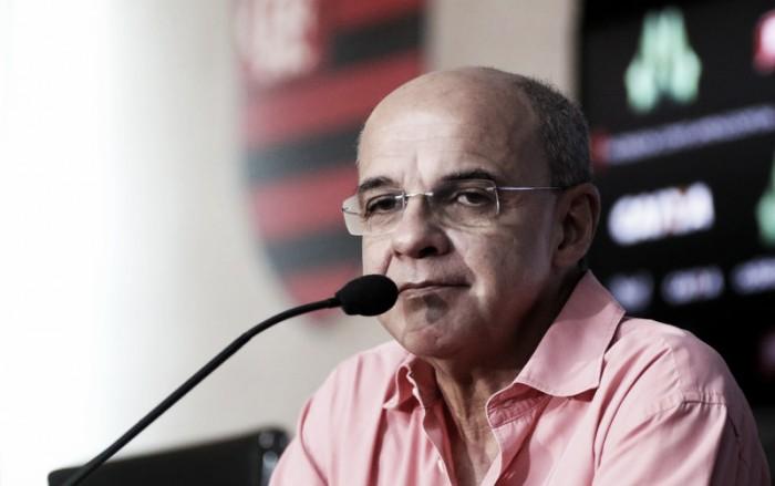 """Presidente do Flamengo desabafa após título da Copinha: """"Falaram que base era perda de tempo"""""""