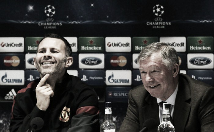 "Giggs has ""steel"" to be success, insists Ferguson"