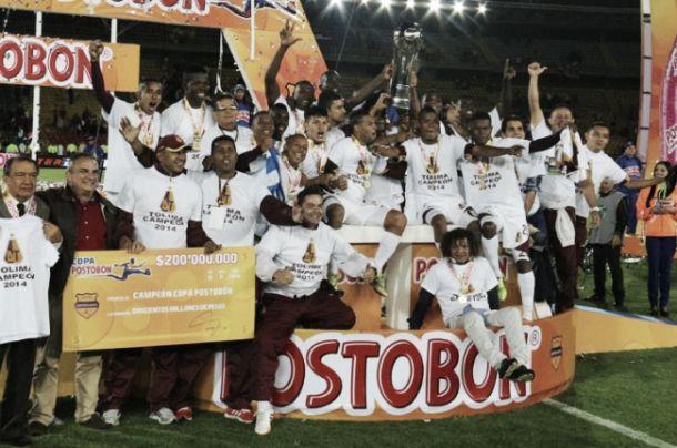 Deportes Tolima y su plan de abonos para el primer semestre del 2015