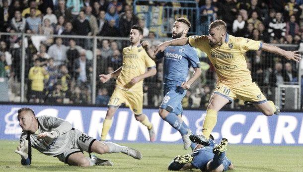 Frosinone-Empoli: la delusione post gara dei toscani