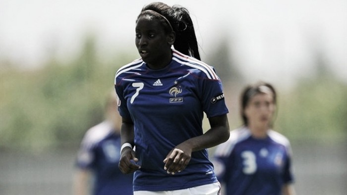 Marina Makanza terminates contract with Turbine Potsdam