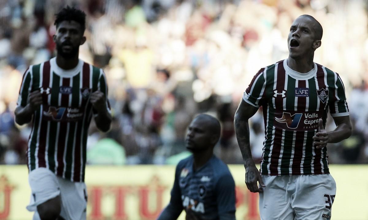Fluminense tem grande atuação, derrota Botafogo e se sagra campeão da Taça Rio