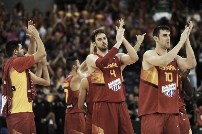 Guia VAVEL do Basquete nos Jogos Olímpicos Rio 2016: Espanha
