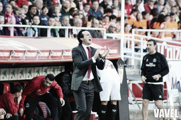"""Emery: """"El equipo tiene seguridad y confianza"""""""