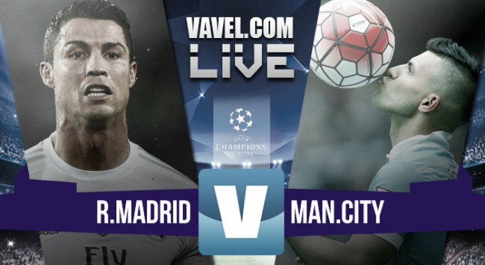 Joe Hart comes up big to keep Manchester City in 0-0 stalemate against Real Madrid