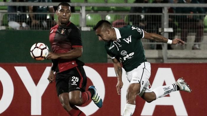 Com gols apenas no primeiro tempo, Melgar arranca empata diante do Santiago Wanderers