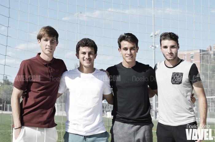 Cuatro azulgranas en la lista Sub-17 de Santi Denia