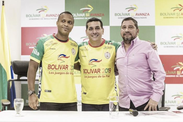 Luis Fernando Mosquera es nuevo jugador del Real Cartagena