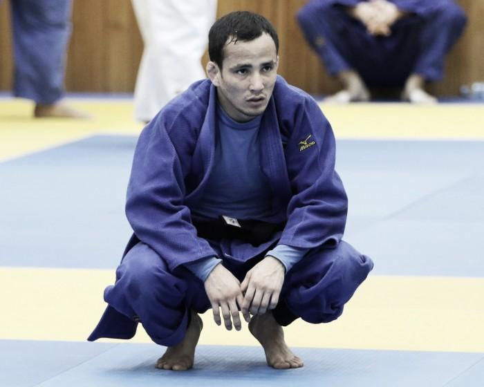 Judô: Felipe Kitadai venceWalide Khyar em sua estreia na Rio 2016
