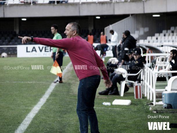 """Manolo Palomeque: """"Hay que felicitar a los jugadores"""""""