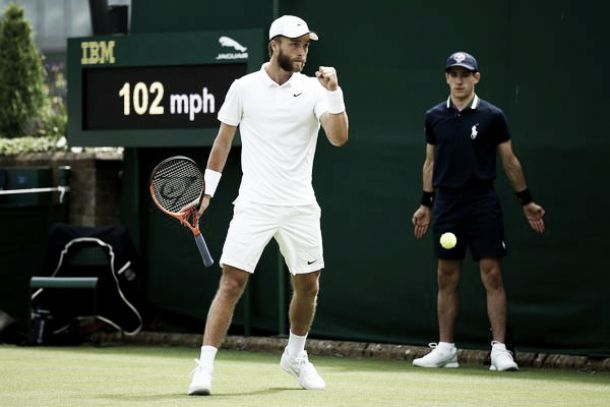 British wildcard Broady comes from behind to win five set thriller