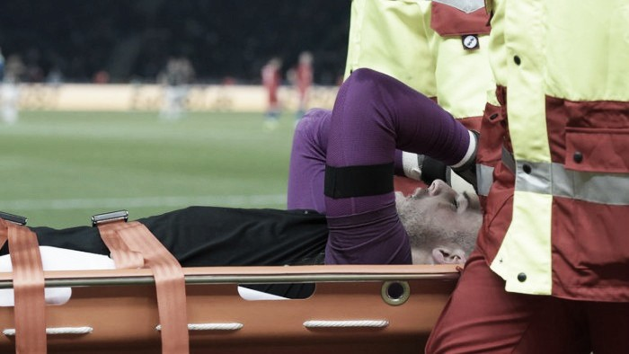 Jack Butland likely to miss Euro 2016 after fracturing ankle
