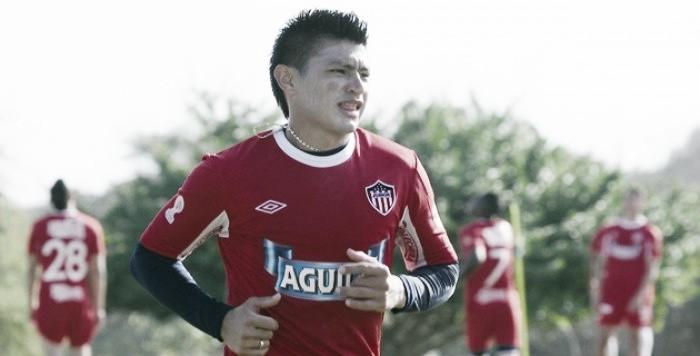 """Jhonny Vásquez:""""He llegado en buenas condiciones a esta pretemporada"""""""