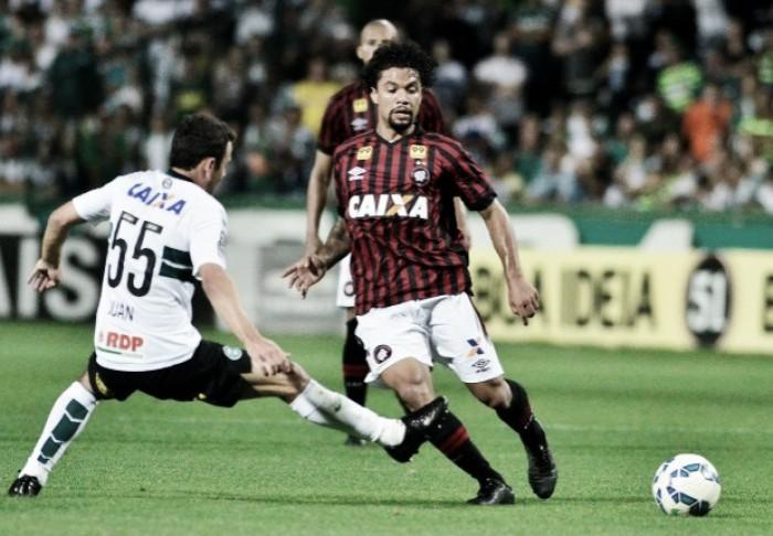 Resultado Atlético-PR x Coritiba no Campeonato Brasileiro 2016