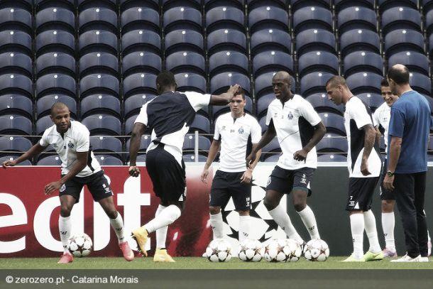 Oporto - BATE Borisov: el 'Spanish Porto' no se permite otra decepción