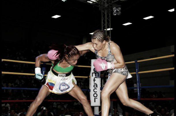 Liliana Palmera retuvo su título mundial
